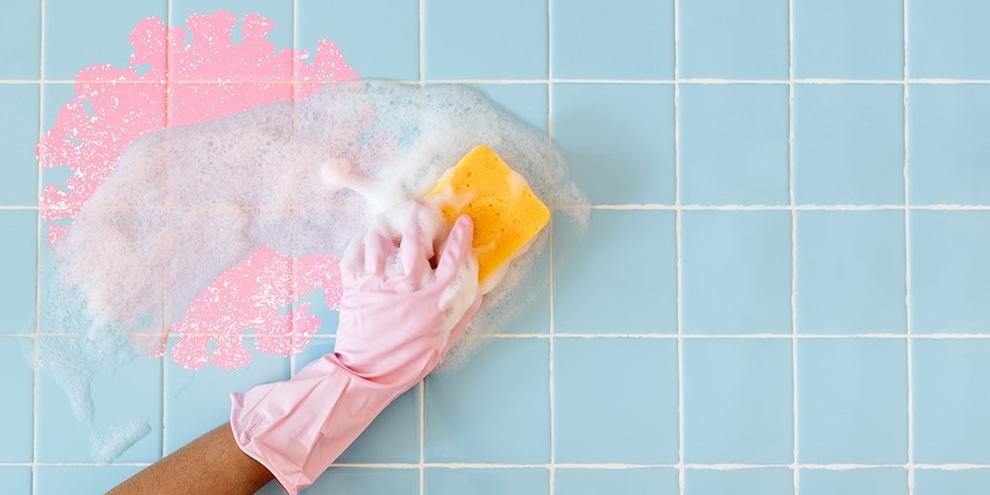 Koronavirüs için Yüzey Temizliği Nasıl Olmalı?
