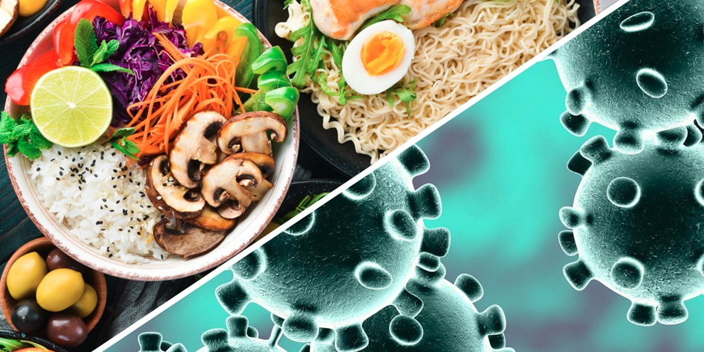 Koronavirüse Karşı Nasıl Beslenmeli?